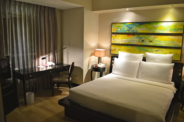 The Magic of Mövenpick Mactan Island Cebu - Bed