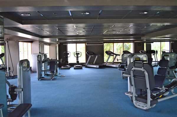 The Magic of Mövenpick Mactan Island Cebu - Gym