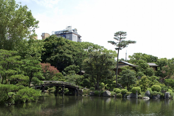 A Self Guided Walking Tour of Kyoto - South - Gardens