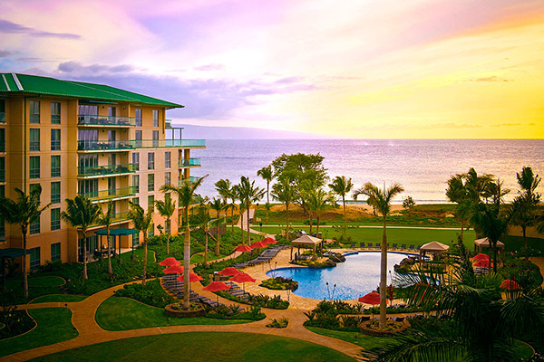 Affordable Luxury in Hawaii  - hotel