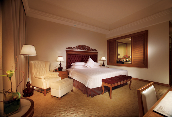 Feeling like Royalty at The Royale Chulan Kuala Lumpur - Deluxe Room