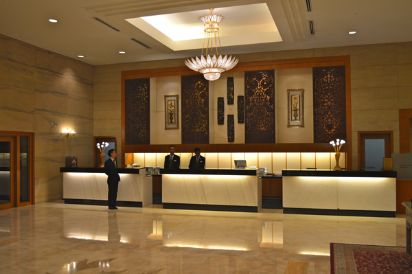 Feeling like Royalty at The Royale Chulan Kuala Lumpur - Lobby