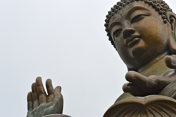 Four Must Dos While Visiting Hong Kong - Buddha