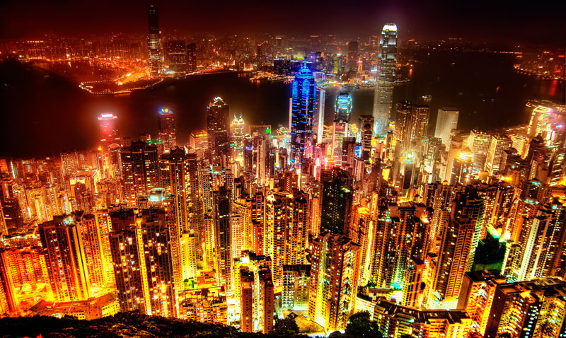 Four Must Dos While Visiting Hong Kong - The Peak