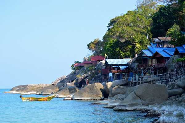 The Stunning Islands of Thailand Photo Essay - Koh Phangan 4