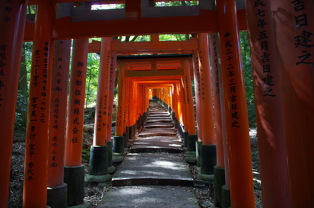 Haru, Shrines and Hoshinoya - The Best of Kyoto - Fushimi Inari Shrine