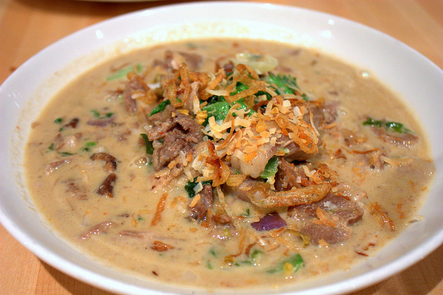 The Best of Thai Cuisine - Massaman Curry