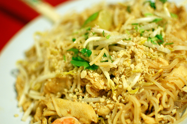 The Best of Thai Cuisine - Pad Thai