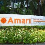 Tranquility in Bustling Bangkok at Amari Watergate