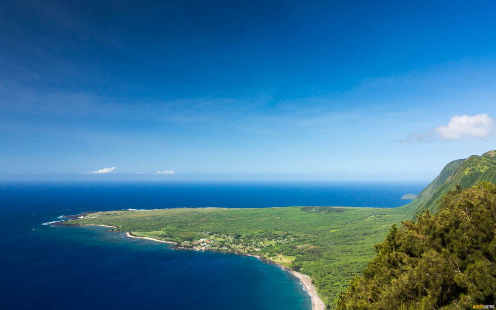 5 Reasons To Book An Escape To Molokai - molokai-kalaupapa-peninsula1