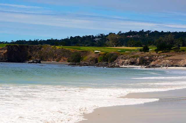 Most Scenic Golf Courses Around the World - Pebble Beach Golf Links