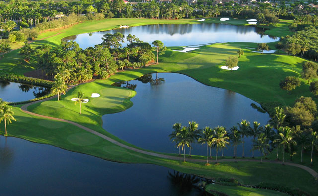 Most Scenic Golf Courses Around the World -  Trump International Golf Club
