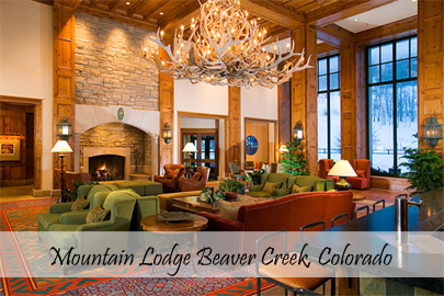 Mountain Lodge Beaver Creek Colorado Cover