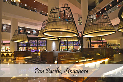 Pan Pacific Singapore Cover