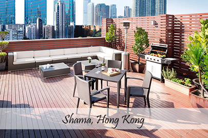 Shama Hong Kong Cover