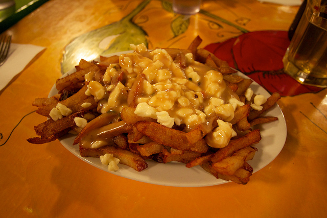 Strange and Unique Dishes from Around the World - Poutine