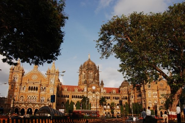 Three Days in Mumbai, India - TC_ Victoria Terminus