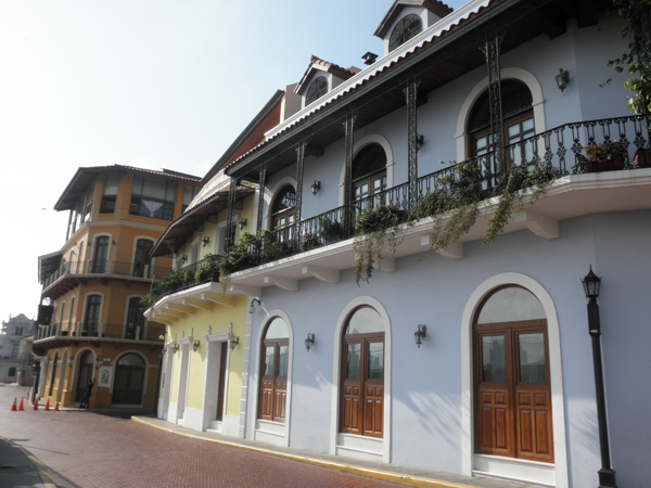 Three Days in Panama City, Panama - Casco Viejo architecture 3