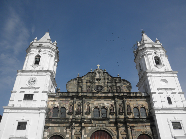 Three Days in Panama City, Panama - Casco Viejo architecture