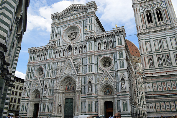 Top 5 Cities For Architectural Travel (and Great Food) - Florence