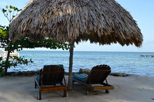 An Island Retreat at Xanadu Resort Belize - Beach
