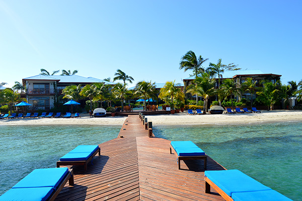Luxury by the Sea at Chabil Mar Placencia, Belize - Hotel