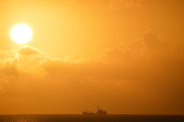 Turks and Caicos in Photos - Sunrise