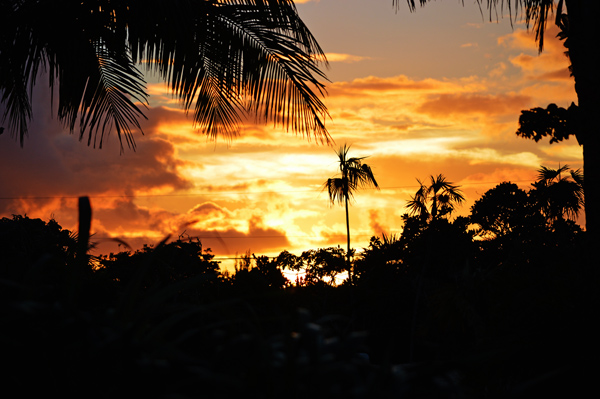 Turks and Caicos in Photos - Sunset 2