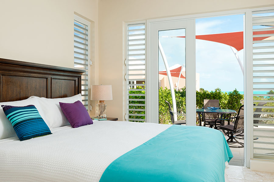 Beach Paradise at Windhaven, Turks and Caicos - Bed