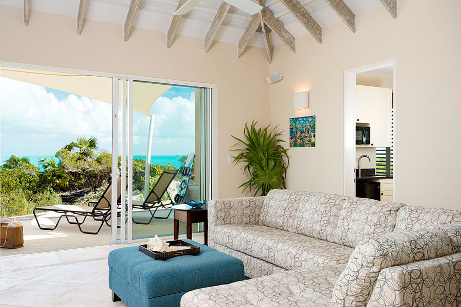 Beach Paradise at Windhaven, Turks and Caicos - Living Area