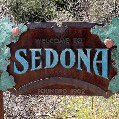 Three Days in Sedona, USA