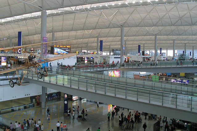 World's Best Airports - Hong Kong