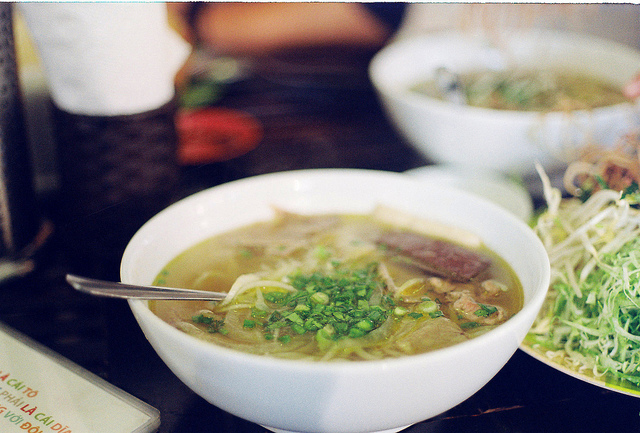 6 Vietnamese Dishes that will make your Mouth Water - Bún bò Huế