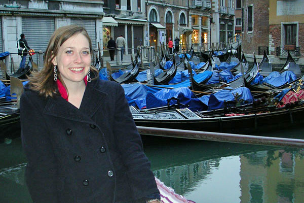 Interview with a Traveler with @jenngrahams - Grahams in Venice