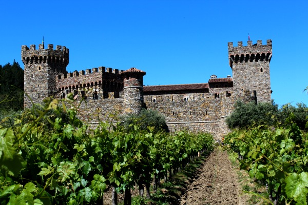 Three Days in California Wine Country - Castello
