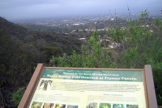 Non-Touristy Things to do in Los Angeles - Fryman Canyon