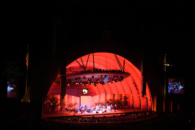 Non-Touristy Things to do in Los Angeles -Hollywood Bowl