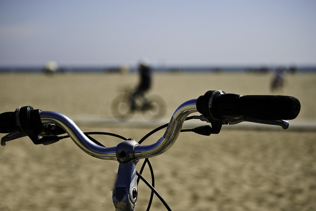 Non-Touristy Things to do in Los Angeles -Santa Monica Bike