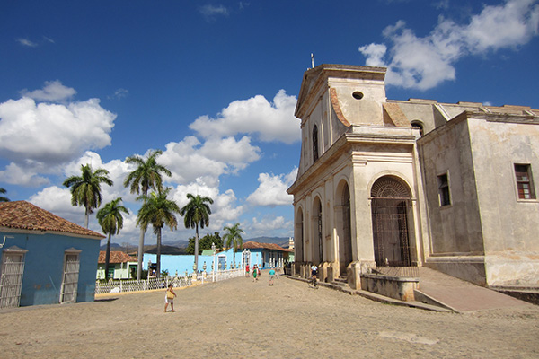 The 5 things that we should all do in Trinidad, Cuba - strolling around Trinidad