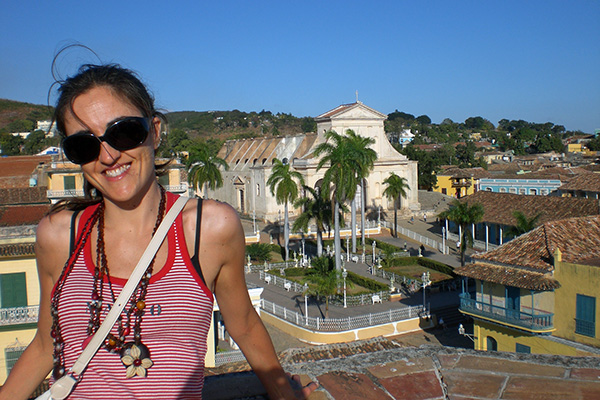 The 5 things that we should all do in Trinidad, Cuba - view from top of the museo historico municipal