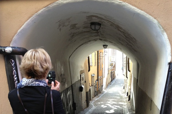 Interview with a Traveler @JustOneSuitcase - Pam in stockholm