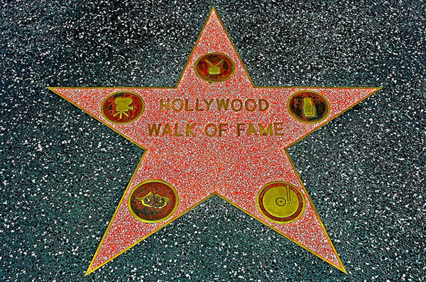 Lose Yourself in Los Angeles – and Love Every Minute - Hollywood Walk of Fame