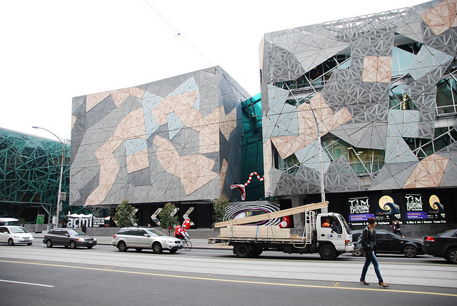 Making the Most of Melbourne - Australian Center for the Moving Image