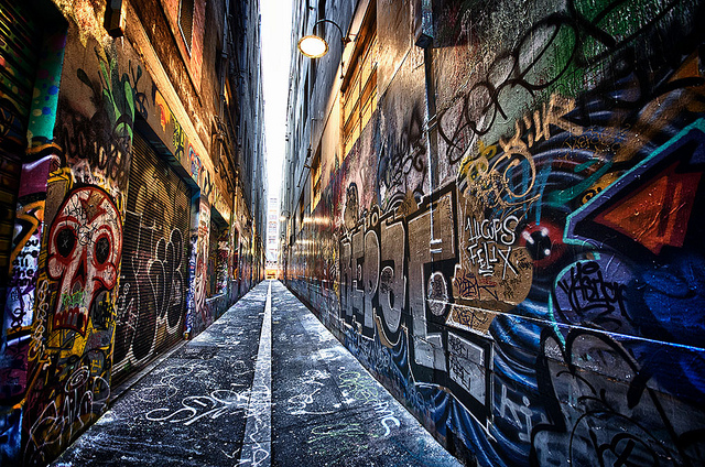 Making the Most of Melbourne - Union Lane