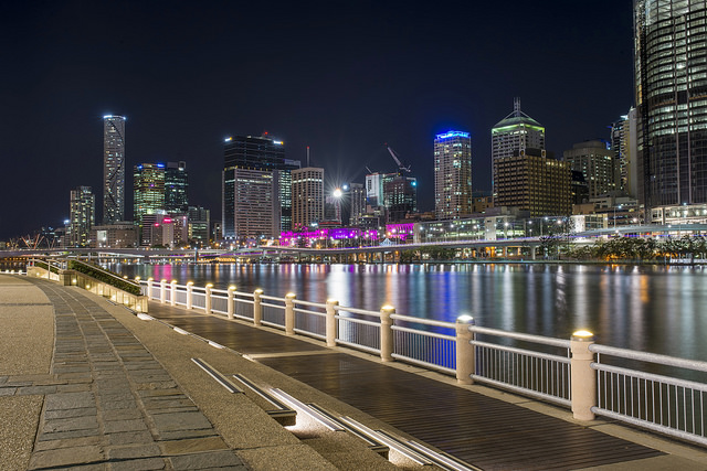 Beautiful Brisbane What to See and Do - South Bank Parklands