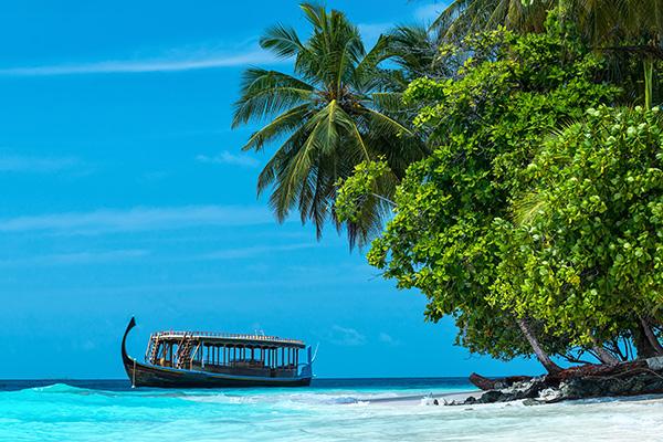 Maafushivaru – A Unique Maldives Paradise - boat maldives - Copyright- Oleg GawriloFF