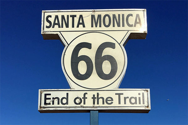 Route 66 – Getting Our Kicks