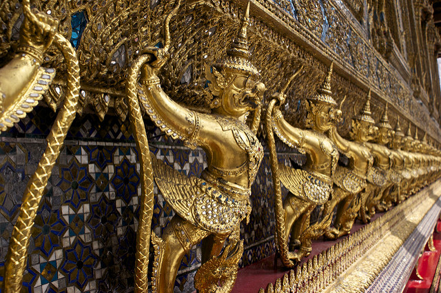 Bustling Around Bangkok - Grand Palace