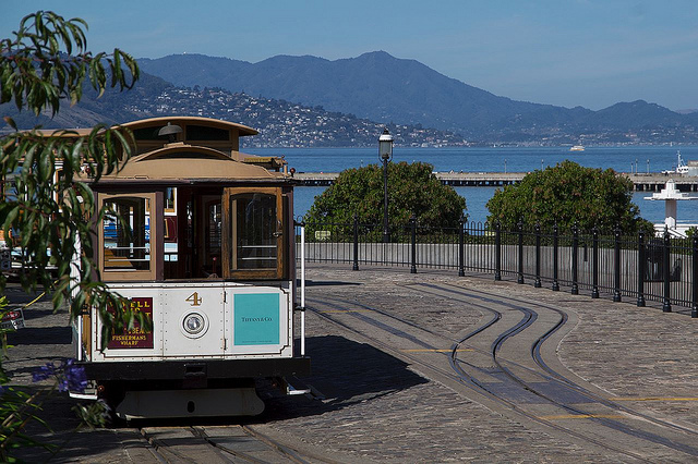 Sightseeing in San Francisco - Cable Car