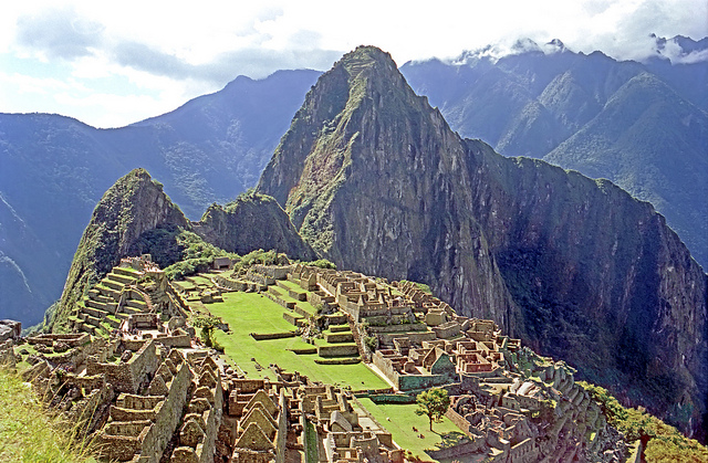Top tips for shooting Machu Picchu